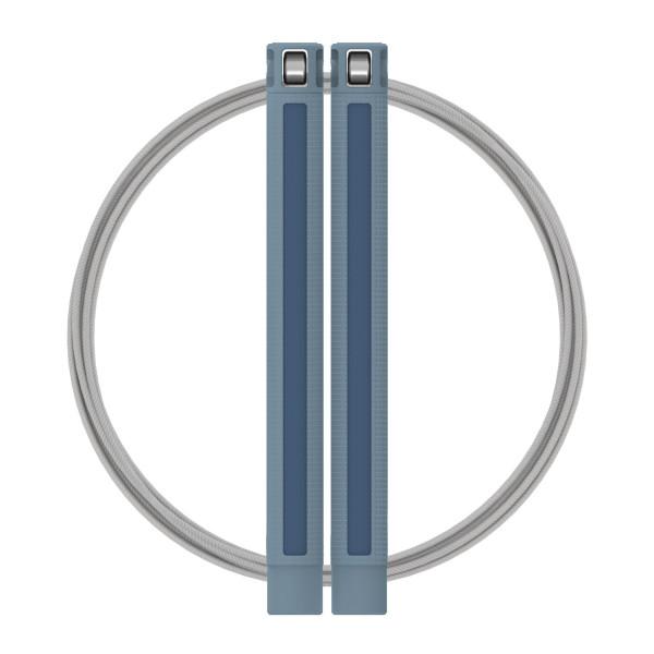 RPM Fitness Sprint SLATE GRAY / COOL BLUE New Edition - www.BattleBoxUk.com