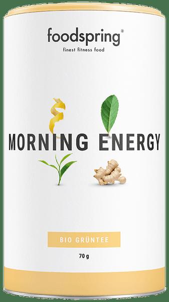 FOODSPRING   FUNCTIONAL ORGANIC TEA   MORNING ENERGY WWW.BATTLEBOXUK.COM
