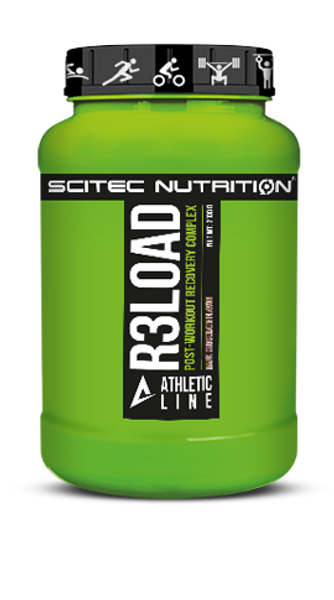 SCITEC ATHLETIC LINE | R3LOAD | Protein-Carbohydrate Complex