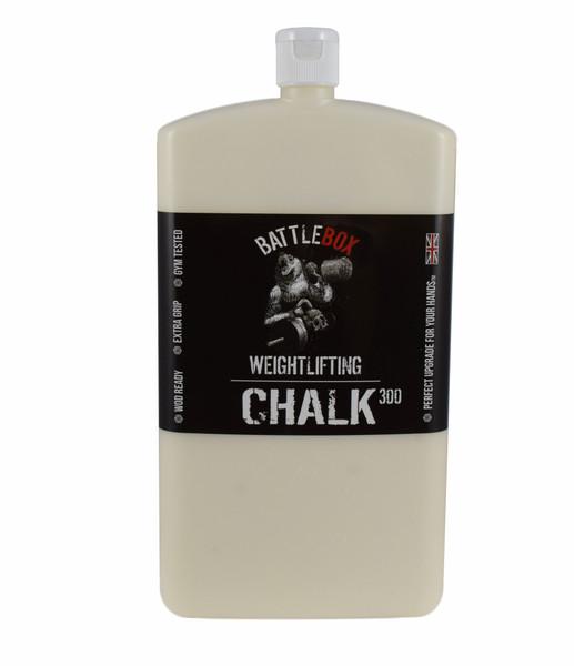 BATTLEBOX WEIGHTLIFTING™   300ml Bear Edition Premium Liquid Chalk For Rock Climbing Gymnastics Gym Pole Dancing WeightLifting - www.BattleBoxUk.com