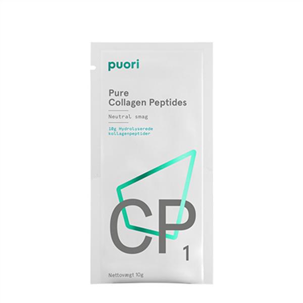 Puori CP1 - Pure Collagen Peptides www.battleboxuk.com