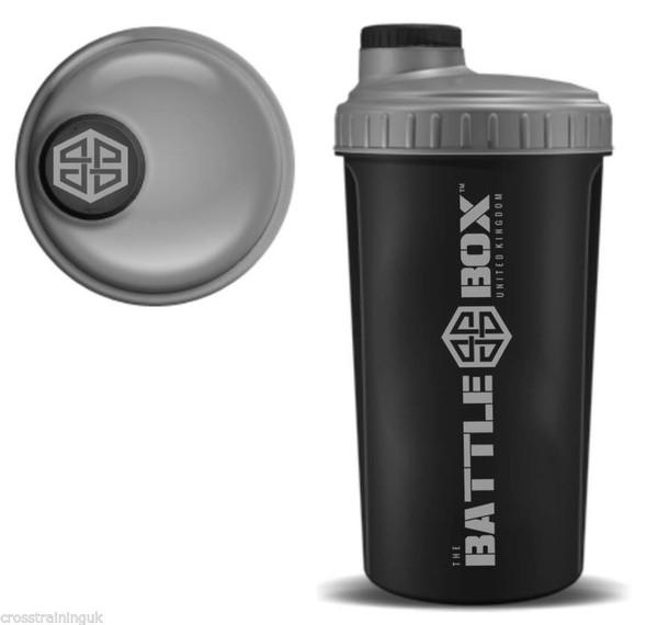 BattleBox UK SHAKER 700ml Protein Shaker - www.battleboxuk.com
