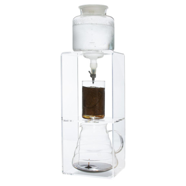 Hario Slow Drip Coffee Water Dripper 780ml, Clear