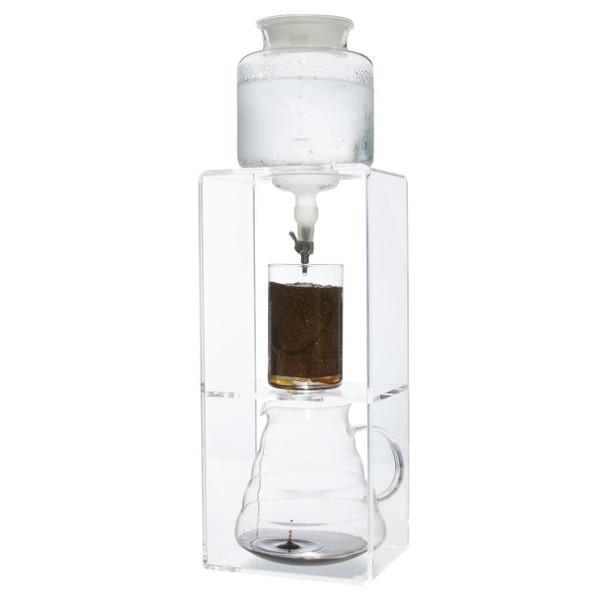 Hario Slow Drip Coffee Water Dripper 780ml, Clear