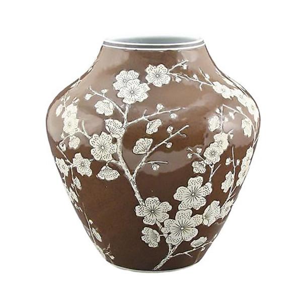 Brown Flower Base
