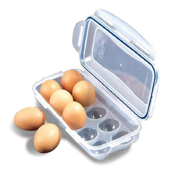 Lock & Lock 10-Eggs Container Dispenser BPA Free