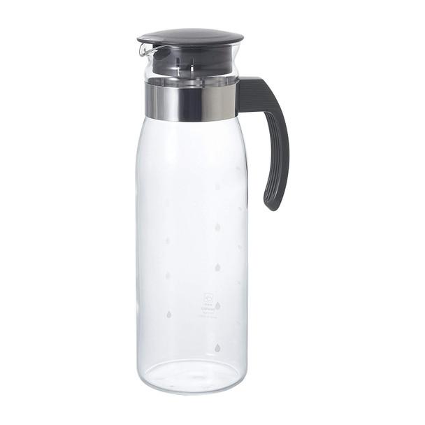 Hario Glass Pitcher - Gray 1400ml (47oz)