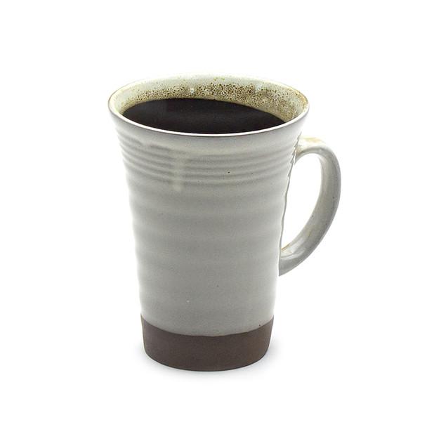 Modern Ceramic Beer Mug , Grey