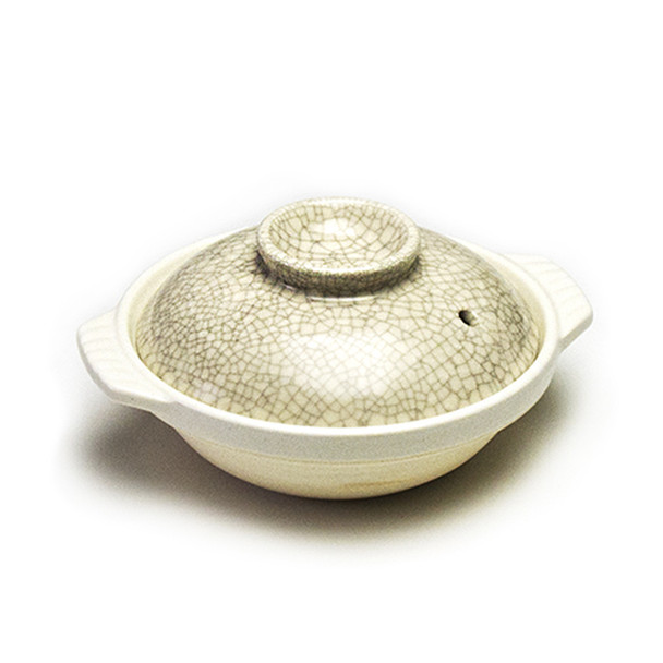 "Japanese Donabe Hot Pot 7.5""D"