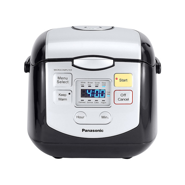 Panasonic 4-Cup Microcomputer Rice Cooker SR-ZC075K