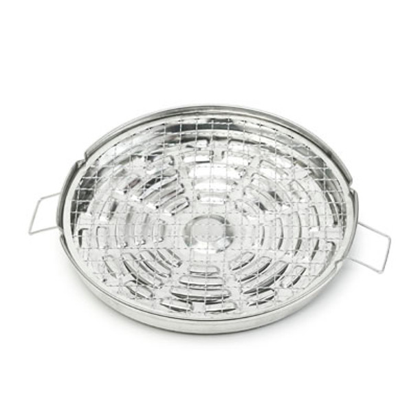 Stainless Steel Round Grill Broiler 9-1/2""