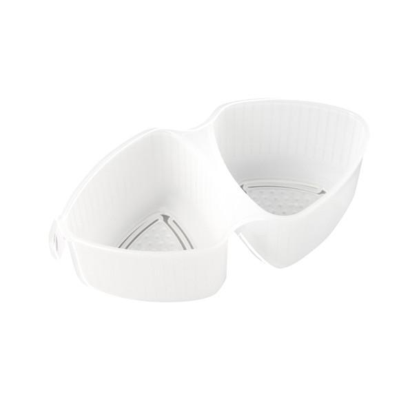 "Twin Triangle Onigiri Rice Mold 6""L"