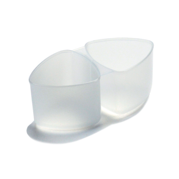 "Twin Triangle Onigiri Rice Mold 5.6""L"