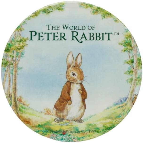 Peter Rabbit Melamine Teapot Trivet/Wall Art Plate