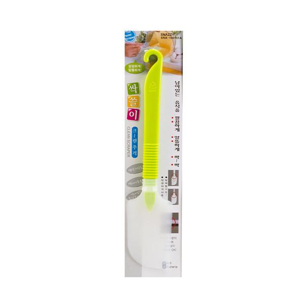 """Plastic Spatula 10""""L - Green"""