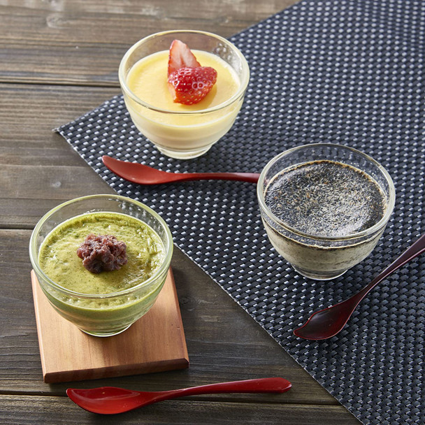 Hario  Heatproof Glass Teacup 5pc Set