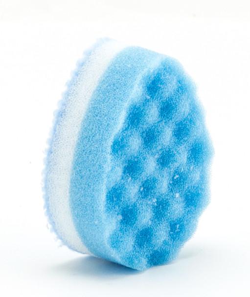 Blue Egg Shape Kitchen Sponge - 10pc