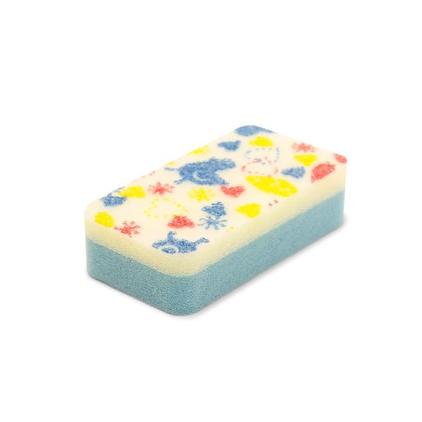 Pretty Kitchen Sponge Blue - 6pc