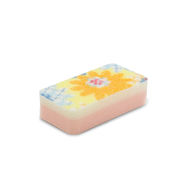 Pretty Kitchen Sponge Pink  - 6pc