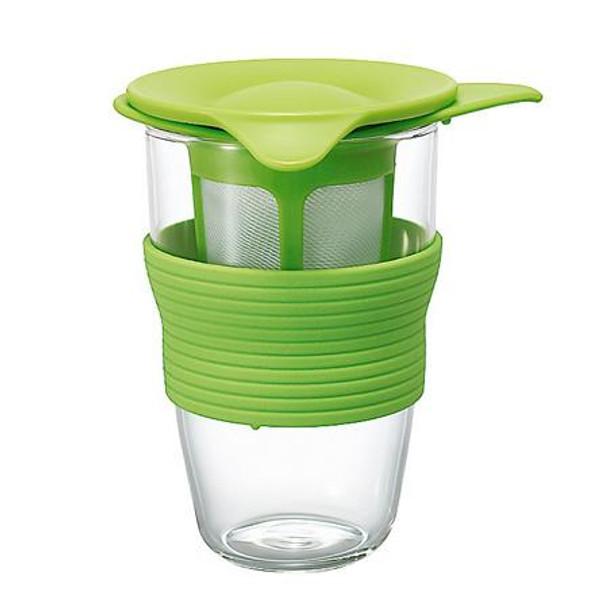 Hario Handy Tea Maker - Green