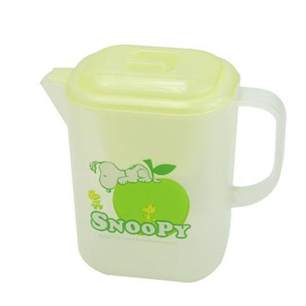 Snoopy & Woodstock Plastic Pitcher