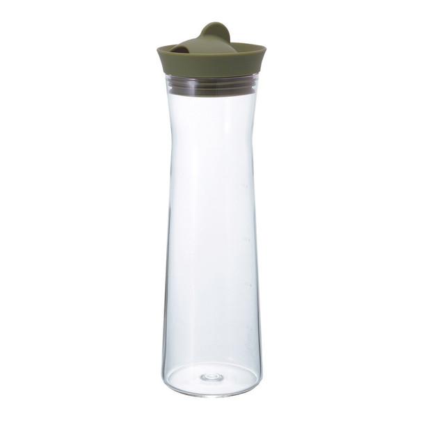 Hario Water Jug - Olive 1000ml (34oz)