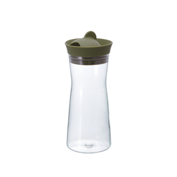 Hario Water Jug - Olive 700ml (24oz)