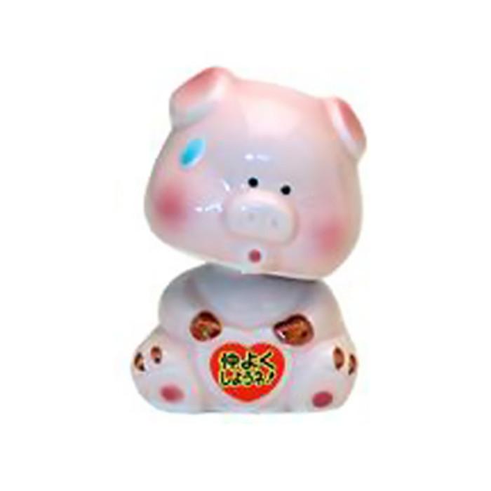 "Pig Figurine 3""H"