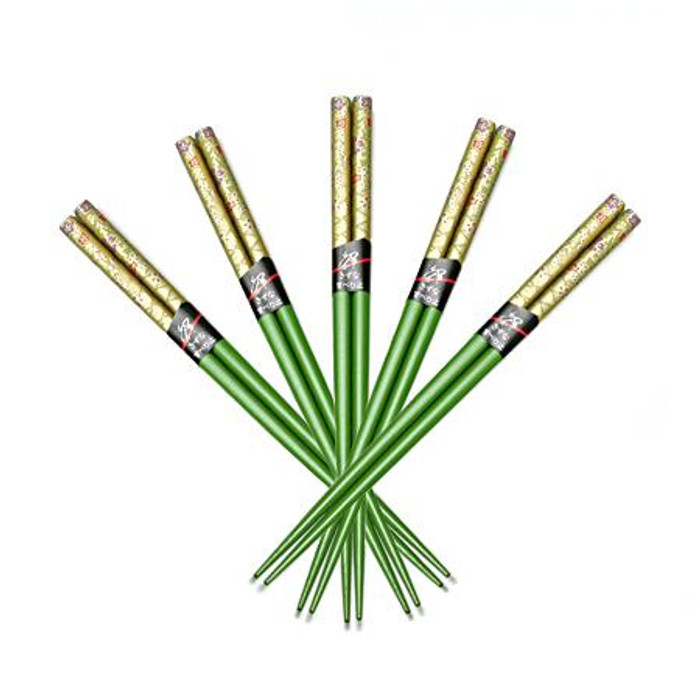 Kizuna Chopsticks Set - 5 Pairs
