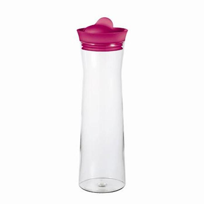 Hario Water Jug 1000ml - Pink