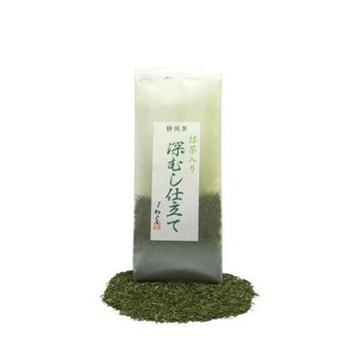 Fukamushi Sencha w/ Matcha