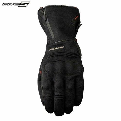 Five WFX City Long Waterproof Touring Motorcycle Textile Gloves