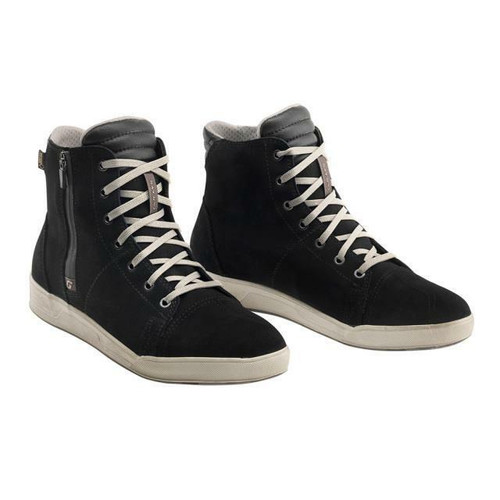 Gaerne Voyager Gore-Tex Motorcycle Boot Black Sneaker Trainer Casual Urban Style