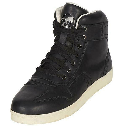 Furygan Austin Motorcycle Trainer Sneaker CE approved boots Black