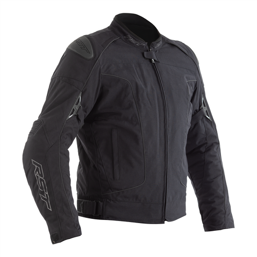RST 2974 GT Textile CE In&motion Airbag Motorcycle Jacket Black