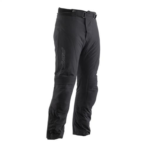 RST GT CE Ladies Textile Motorcycle Trousers CE Approved Black 2211