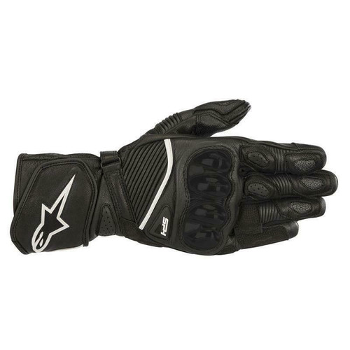 Alpinestars SP-1 V2 Leather Gloves Black