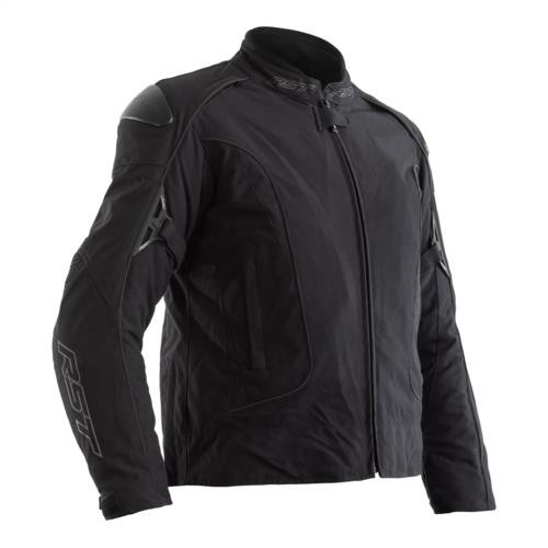 RST GT CE Ladies Textile Motorcycle Jacket CE Approved Black 2208