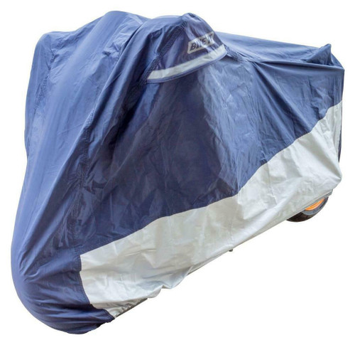 Bike It Delux Heavy Duty Motorcycle Rain Cover L Fits 750cc to 1000cc