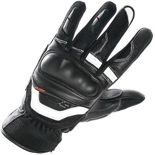 RST Urban AIR 2 Motorcycle Summer Mesh Gloves Short Cuff White 2714 Ce Approved