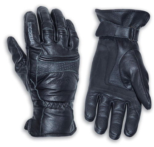 RST 2135 Interstate Retro Classic CE Motorcycle Gloves Black L