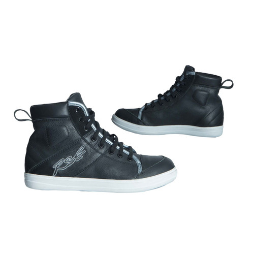 RST Urban II 2 Ladies Motorcycle Ankle Boots Trainers Casual Short Womens CE App