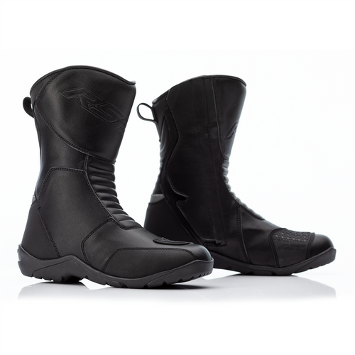 RST Axiom Ladies Womens Motorcycle Boots Waterproof Breathable 2750 Ce Approved