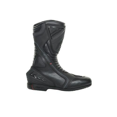 RST Paragon 2 Black Waterproof & Breathable Motorcycle Boots Touring Ce App 1568