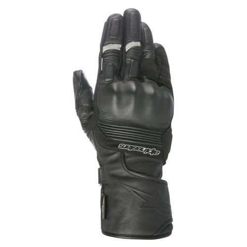Alpinestars Patron Motorcycle Goretex Touring Waterproof Breathable Gloves Black