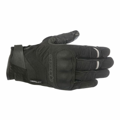 Alpinestars C-30 Drystar Textile CE Waterproof Gloves Black Medium RRP £84.99