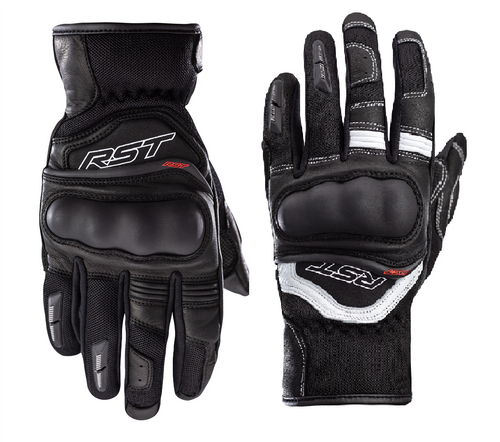 RST Ladies Urban AIR 3 Motorcycle Summer Mesh Gloves 2697 Ce Black or White