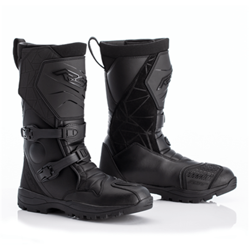 RST Adventure X Waterproof Motorcycle Boots Touring Ce Approved 2751