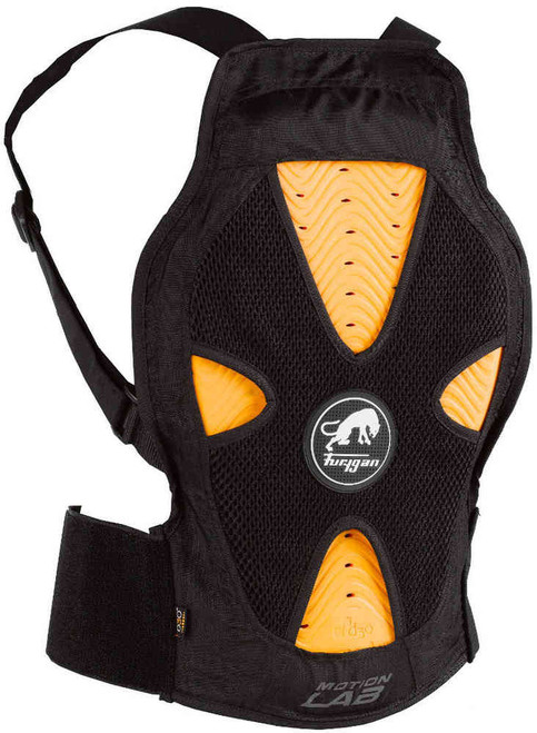 Furygan Dorsale XP-1 Back Protector Level 2 D30 Lightweight Wrap Around Harness