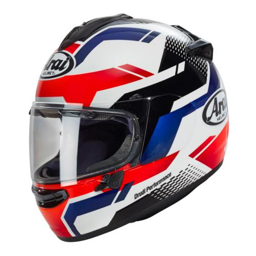 Arai Chaser X Cliff White Motorcycle Helmet Next Day Delivery